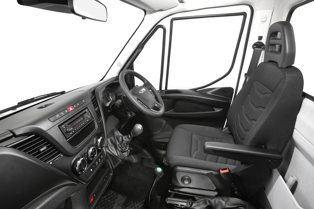 Van Review: On Test: Iveco Daily 4x4 (5.5 tonne) - Fleet Transport