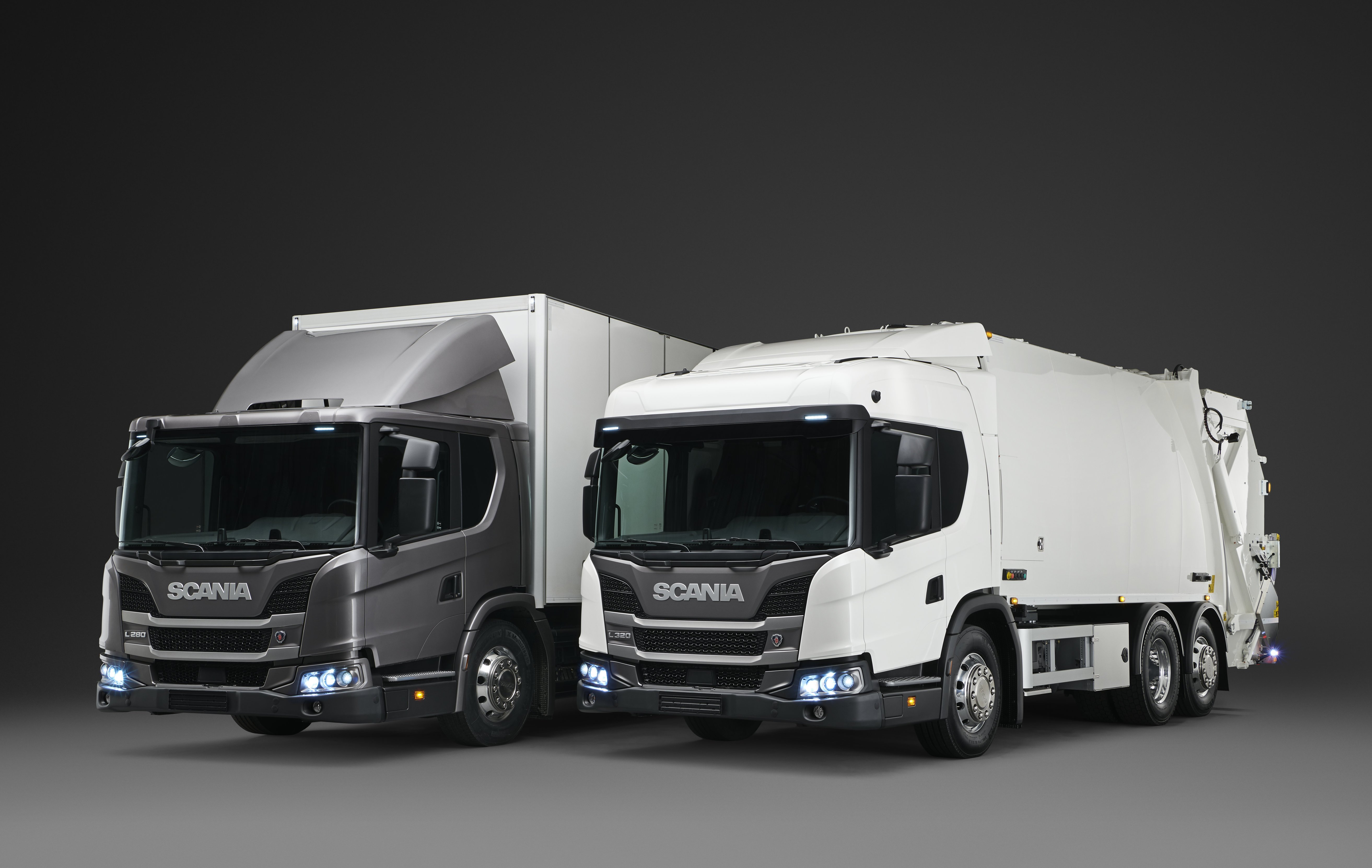 2017 Trucks >> Scania's new L-Series meets the Urban Challenges - Fleet Transport