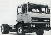 45 years of DAF Trucks in Ireland
