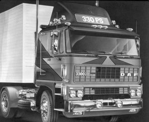 45 years of DAF Trucks in Ireland