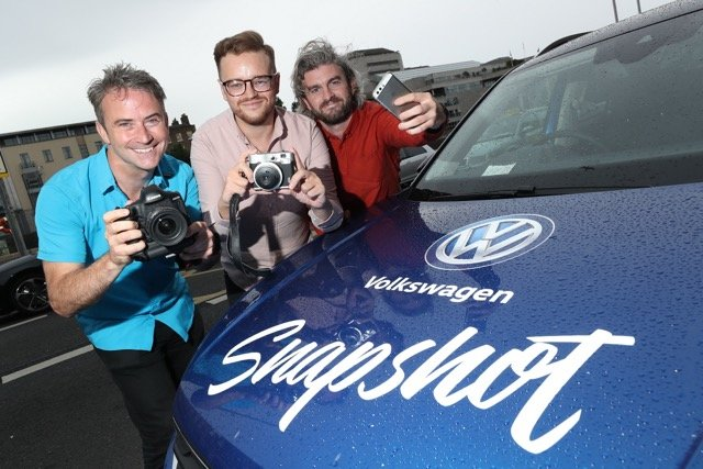 Volkswagen Snapshot Competition