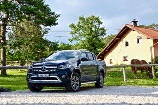 Mercedes-BenzX-Class