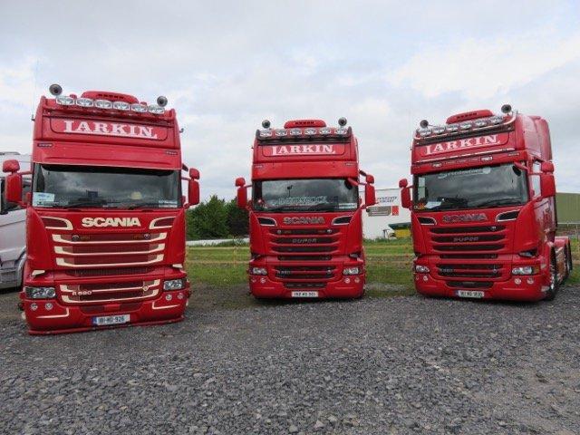 Connacht Truck Show