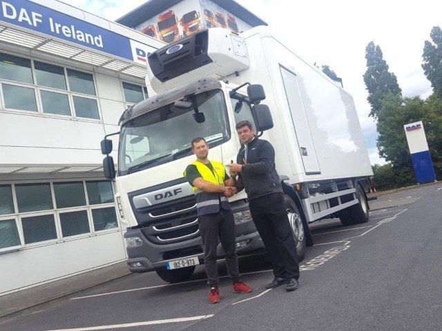 a7bbd91800 New DAF Trucks for Rathcoole Commercial   Maxela - Fleet Transport