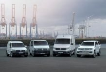 Volkswagen Commercial Vehicles' sales