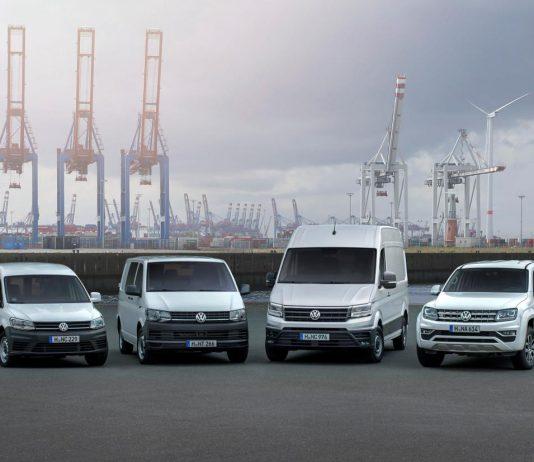 Volkswagen Commercial Vehicles' sales