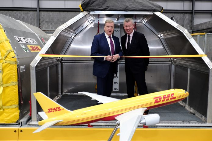 DHL Express facility opens in Shannon