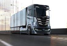 Zero-emissions heavy duty truck