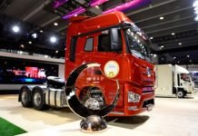 FAW wins Chinese Truck of the Year 2019