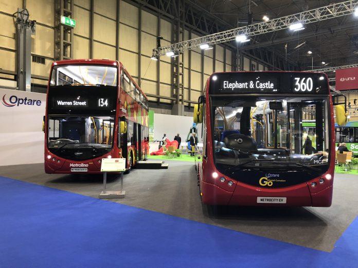 Euro Bus Expo 2018