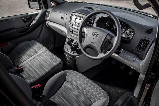 New Hyundai H100