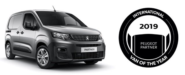 809adb9704 All-new award winning Peugeot Partner set for delivery soon - Fleet ...