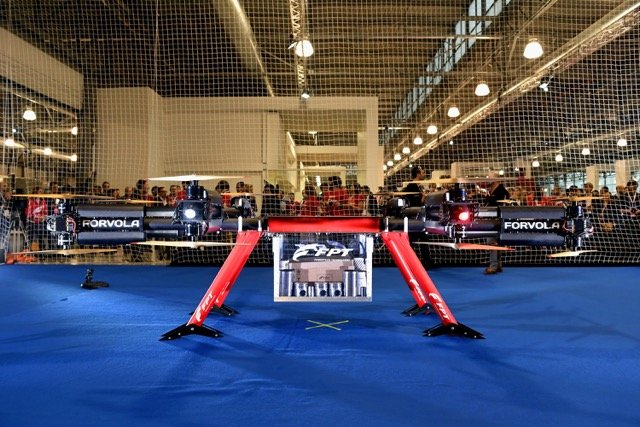 FPT Industrial and Forvola have just broken the Guinness World Records for the heaviest payload lifted by a drone