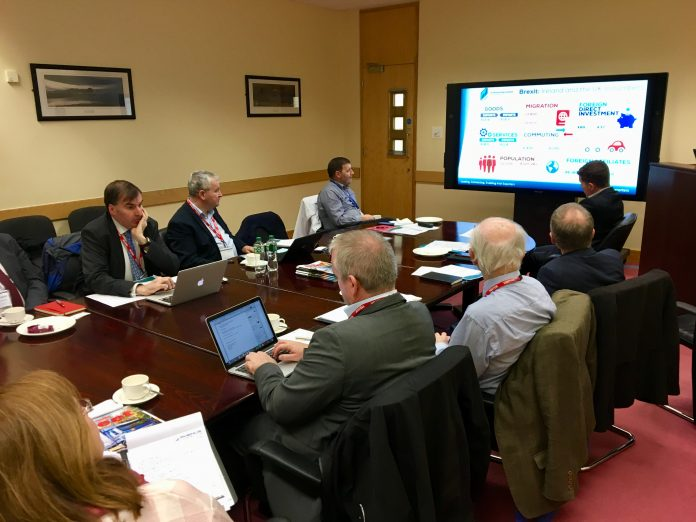 Appeal of Shannon as a logistics centre discussed at Irish Exporters Association