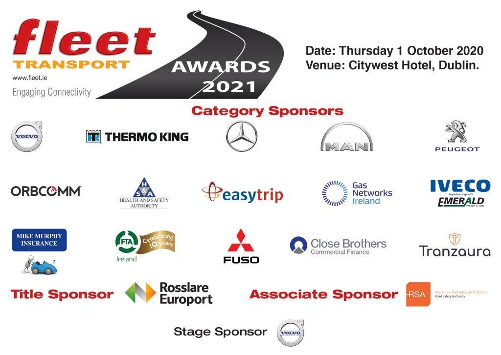 Sponsors Awards 2020