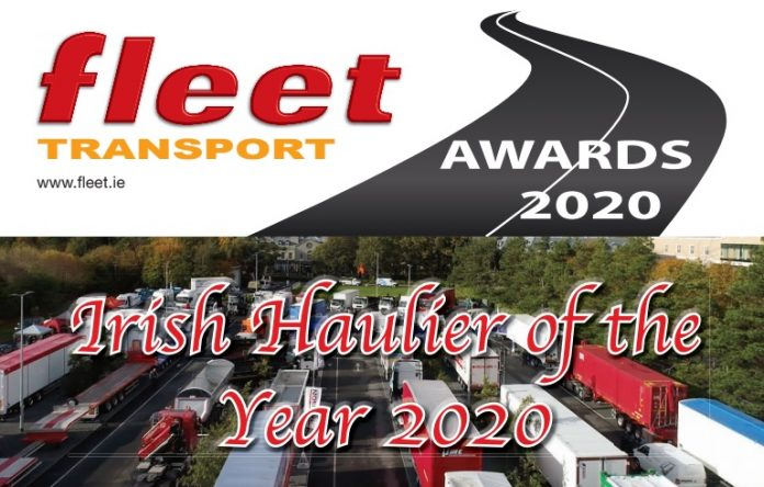 Entry Form Fleet Transport Awards
