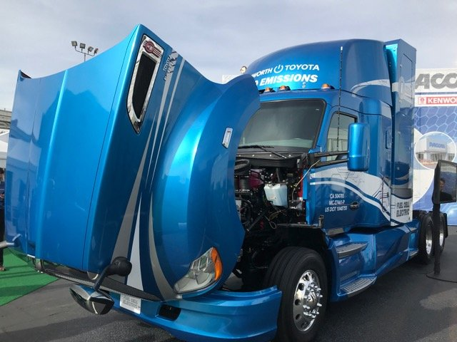Electric & Hydrogen Fuel Cell Trucks