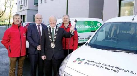 Mayo County Council is going even greener