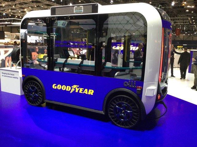Goodyear at Geneva Motor Show