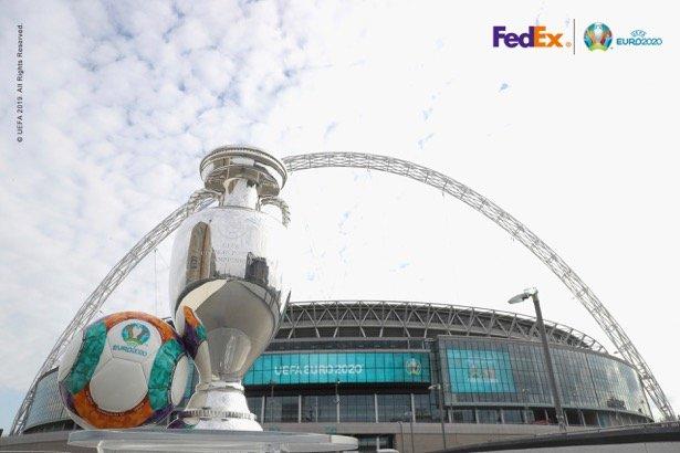 Official Logistics Partner to UEFA EURO 2020