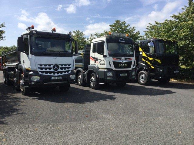 Let the Irish Truck 'Game of Thrones' commence! - Fleet