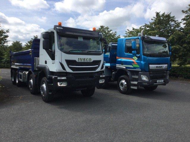Let the Irish Truck 'Game of Thrones' commence! - Fleet Transport