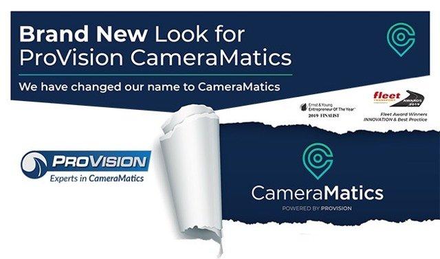 ProVision is now CameraMatics - Fleet Transport