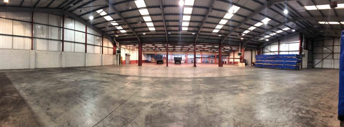 Warehousing in Ireland