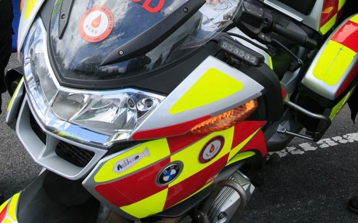 Blood Bikes East provides a critical service