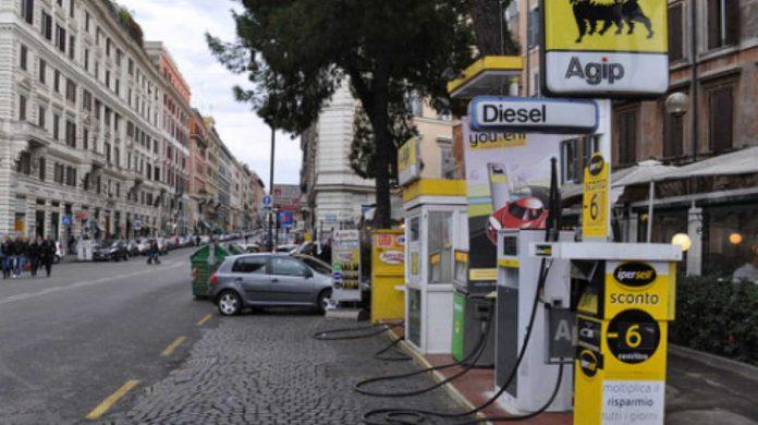 fuel filling station strike